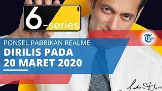 Realme 6, Ponsel Pabrikan Realme Dirilis pada 20 Maret 2020