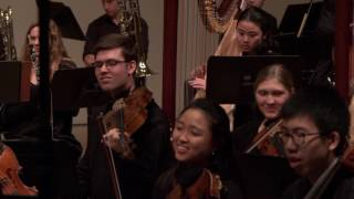 Gustavo Dudamel Open Rehearsal with the Harvard Radcliffe Orchestra