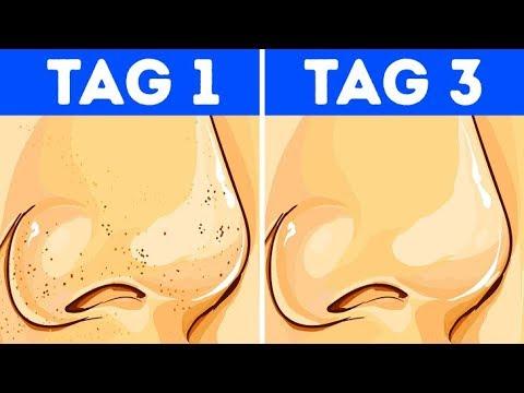 Was Wäre, Wenn Du Dein Gesicht Für Einen Monat Nicht Mehr Waschen Würdest?