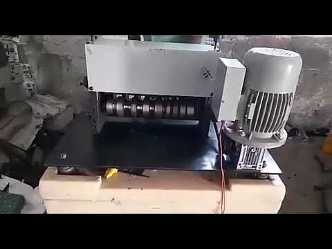 Single Phase Automatic Scrap Wire Stripping Machine