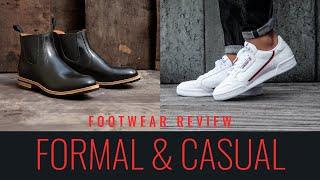 Review Footwear Pria Saya.