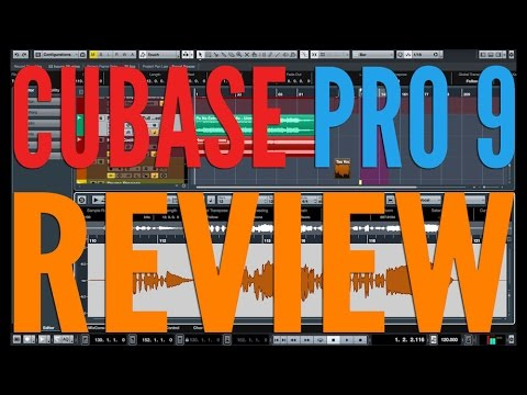 Steinberg Cubase 9 Review