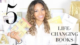 5 BOOKS THAT CHANGED MY LIFE | Amerie