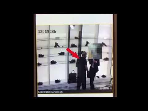 Դրամապանակի գողություն խանութից (տեսանյութ)