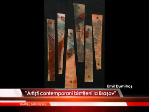 """Artişti contemporani bistriţeni la Braşov"""