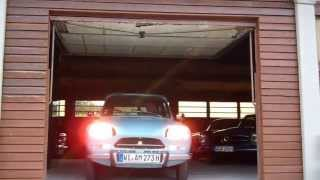 preview picture of video 'Elise, Citroen Ami Super Break de Février 1973'