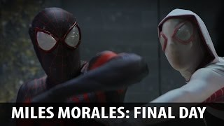 Miles Morales: Final Day (Spider-Man Fan Film)