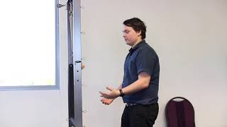 TRICEPS PULL DOWN - with Physiotherapist, Ethan Hanley