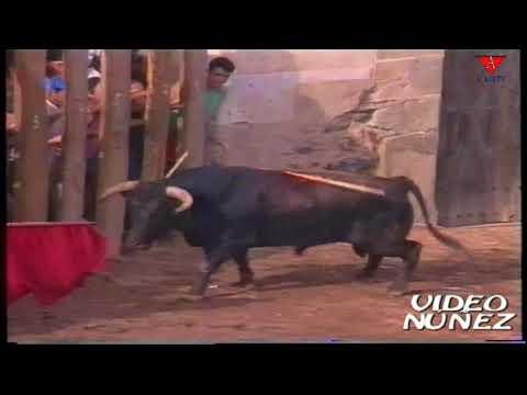 1992 08 Festejos de San Roque - Mariano Nuñez