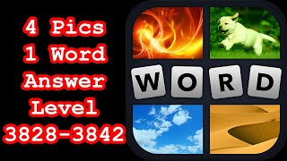 4 Pics 1 Word - Level 3828-3842 - Find 5 words beginning with C! - Answers Walkthrough
