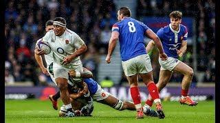 Short Highlights: England 44-8 France | Guinness Six Nations