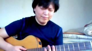 Softly,As In A Morning Sunrise ( Solo Guitar )