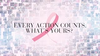 Every action counts. What's yours ?