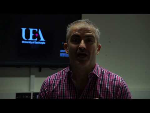 UEA Dr Lucio Esposito 国際開発学・SI-UK開発学セミナー