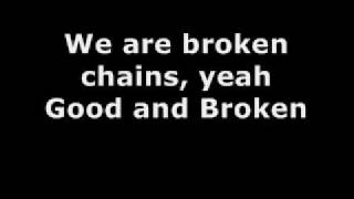 miley cyrus-good and broken with lyrics