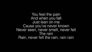 Tones And I  Never Seen The Rain Lyrics