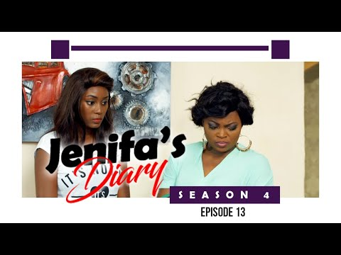 Jenifa's Diary Season 4 Episode 13 - EYE WITNESS