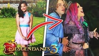 AUDREY IS EVIL IN DESCENDANTS 3?!!