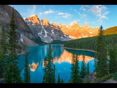 גלו את הפסגות המרהיבות של אחד מרכסי ההרים היפים בעולם