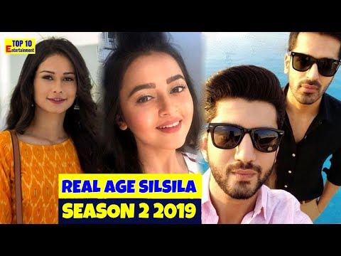 Silsila Badalte Rishton Ka 2 serial actor real age 2019