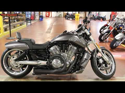 2014 Harley-Davidson V-Rod Muscle® in New London, Connecticut - Video 1