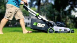 Ego Electric Lawn Mower after 6 months of use.