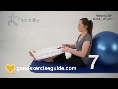 10 geriausių pratimų atsikratyti kelio artritinio skausmo (EN)