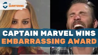 Captain Marvel WINS As Most Error Filled Film In 2019! SJW's Brace For Our Laughs
