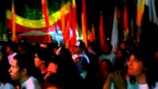 Homenaje A Nestor Kirchner A 6 Meses De Su Muerte San Juan Argentina
