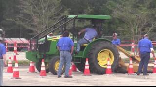 MDOT employees compete in annual Equipment Operations Roadeo