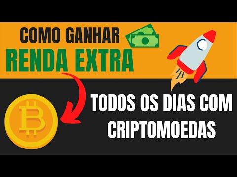 COMO FAZER RENDA EXTRA COM CRIPTOMOEDAS | DICA PARA GANHAR DINHEIRO ONLINE GRÁTIS