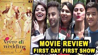 Veere Di Wedding Public Movie Review - Kareena Kapoor