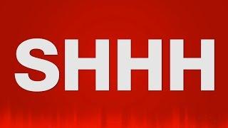 Shhh SOUND EFFECT - Shush Psst SOUNDS