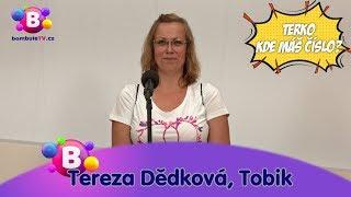 13. Tereza Dědková a pejsek Tobík - dejte jim svůj hlas