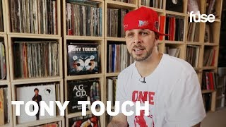 Tony Touch's Vinyl Collection - Crate Diggers