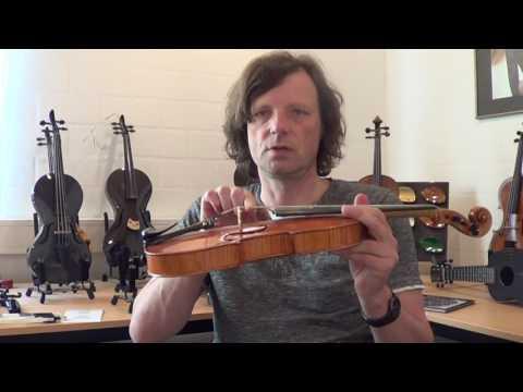 Alle Tipps zur Reinigung und Pflege von Geige und Bogen