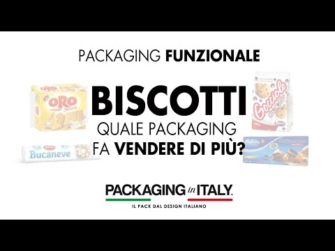Il packaging che fa vendere più biscotti - Packaging In Italy