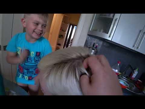 Влог/Красим волосы перед Турцией(1 часть)