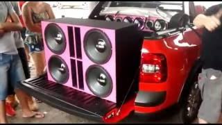 Projeto Loja Autosom Sao Jose Do Rio Preto Tocando Musica Ainda 134 DB