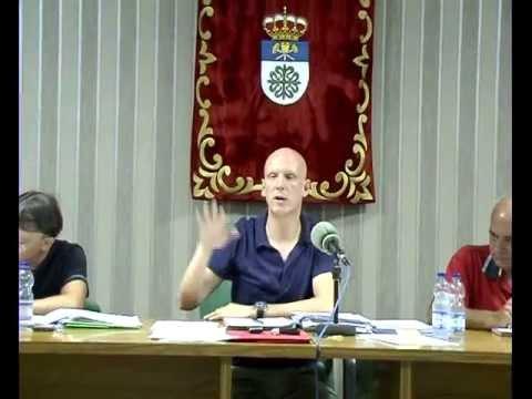 Pleno Quintana 25 7 2013   1ª Parte
