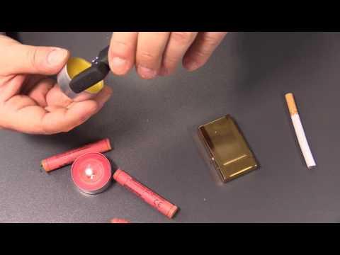 Lichtbogen Feuerzeug, USB Feuerzeug, Arc cigarette Lighter