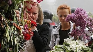 Ukraine and Russia blame each other for deadly violence in Odessa