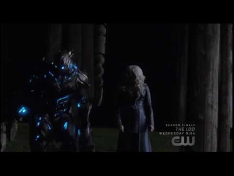 Savitar vs. Flash, Black Flash, Kid Flash, Jay Garrick - The Flash Season 3 episode 23