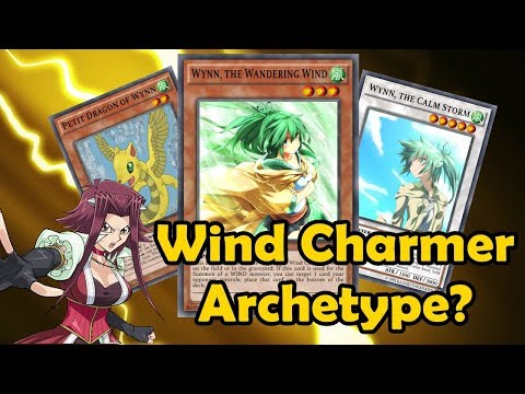 A Wind Charmer Archetype? - Custom Card Reviews
