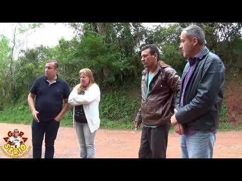 Moradora da Conceição reclama para Vereadores sobre a Rua da Escola da Conceição