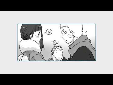 Naruto x Hinata Doujinshi - First New Year Shrine Visit (naruhina)