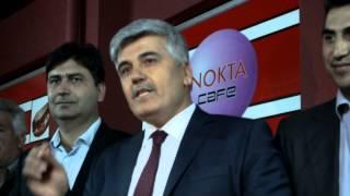 preview picture of video 'Serik AK Parti Adayı Prof. Dr. Ramazan ÇALIK'ın Aday Açıklaması'