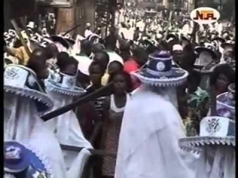 EYO (ADAMU ORISHA) FESTIVAL IN LAGOS