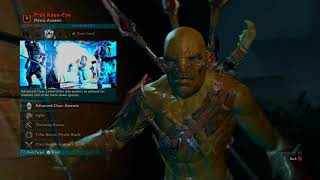 Middle of Earth: Shadow of War All Collectibles Walkthrough part 25, HD (NO COMMENTARY)