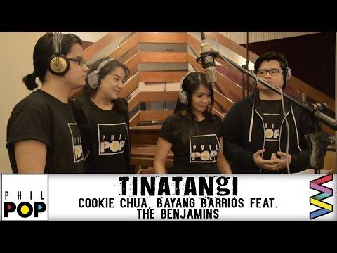 Cooky Chua & Bayang Barrios featuring The Benjamins — Tinatangi [Official Lyric Video] PHILPOP 2016